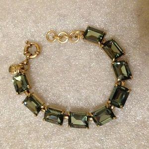 J CREW - Stone Bracelet - EUC